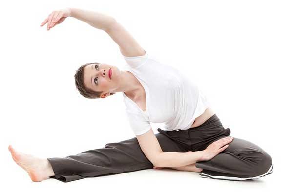 Der Körper braucht Bewegung um natürlich Gewicht zu verlieren