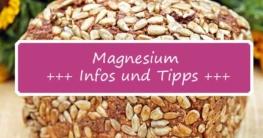 Magnesium – das leistungsstarke Mineral