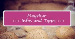 Mayrkur- die sanfte Art zu fasten