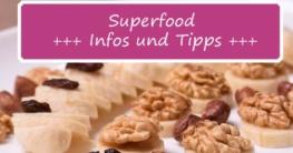 Superfood nährstoffreiches Wundermittel oder Medienhype