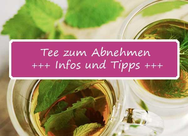 Tee zum Abnehmen - günstig und lecker