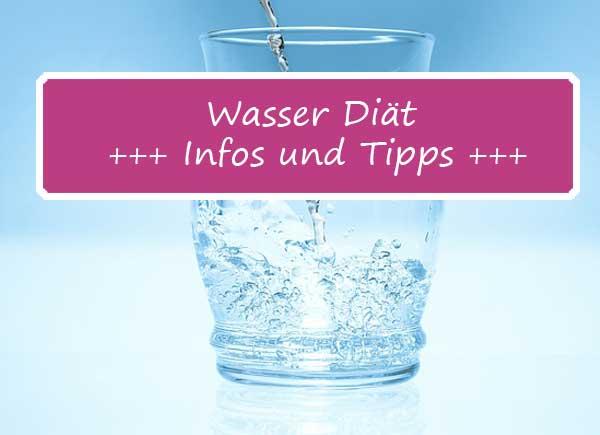 Wasser Diät: Mit Wasser Abnehmen - geht das überhaupt?